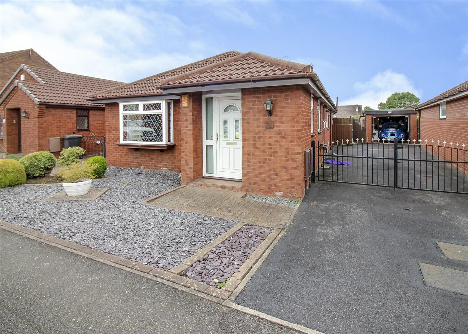 3 Bedrooms Bungalow for sale in Trowell Park Drive, Trowell, Nottingham